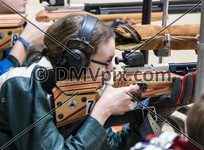 W-L @ Yorktown Varsity Rifle (17 Dec 2015)