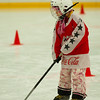 Small player on ice