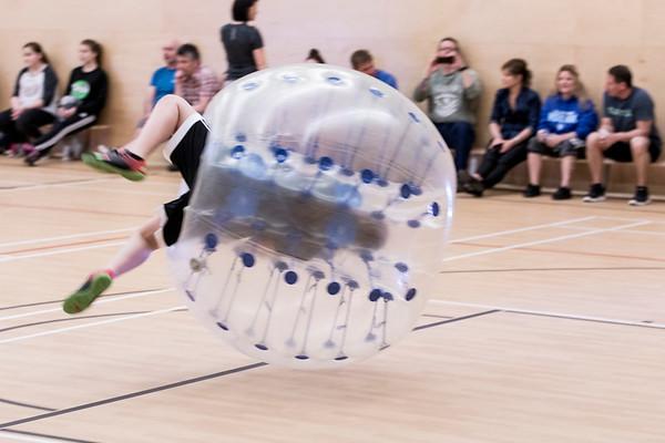 Bubble Soccer 2016
