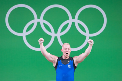 Rio Olympics 12.08.2016 Christian Valtanen D80_5467