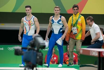 3.8 Gymnastics traning Oskar Kirmes