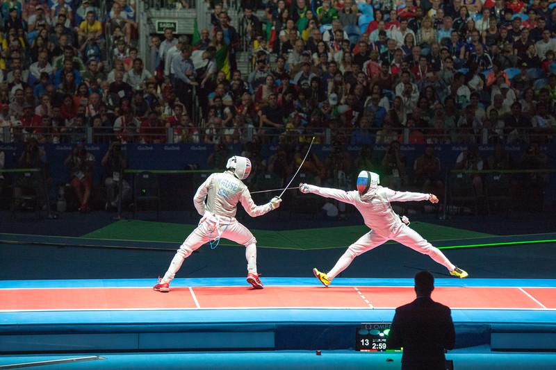 Rio Olympics 07.08.2016 Christian Valtanen _CV45056
