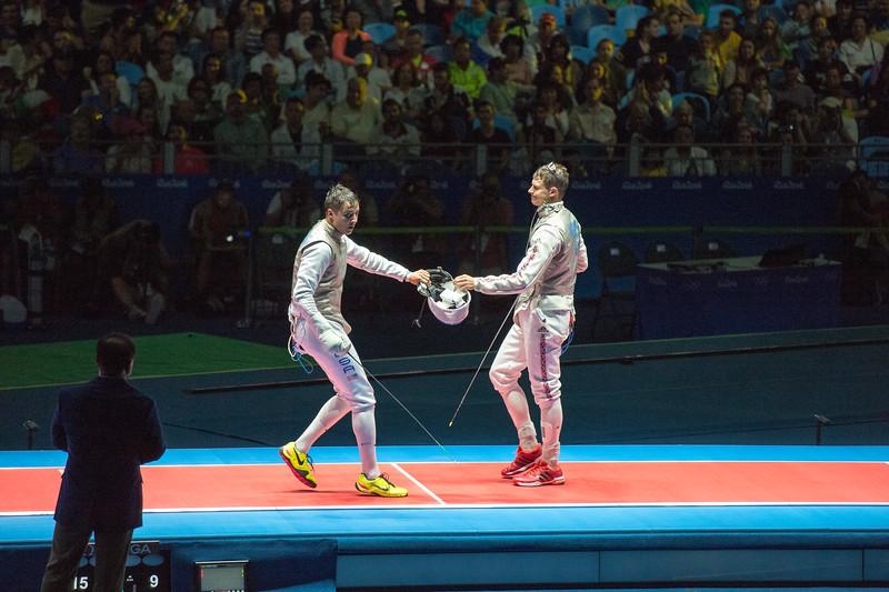 Rio Olympics 07.08.2016 Christian Valtanen _CV44893