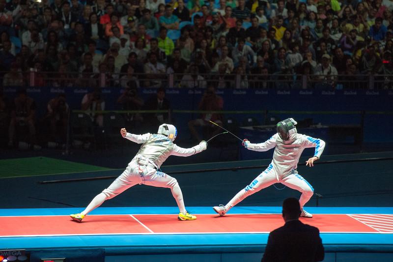 Rio Olympics 07.08.2016 Christian Valtanen _CV45141