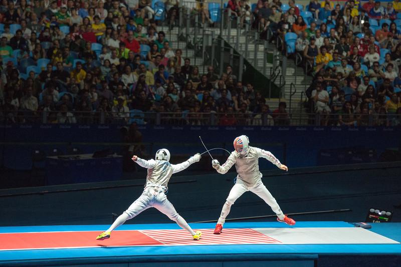 Rio Olympics 07.08.2016 Christian Valtanen _CV44878
