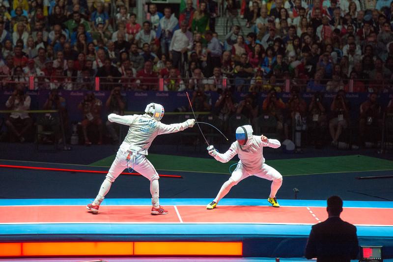 Rio Olympics 07.08.2016 Christian Valtanen _CV44996