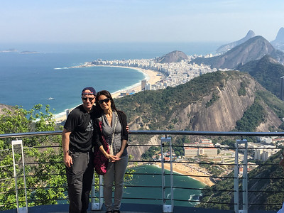 Rio Olympic Trip 2016