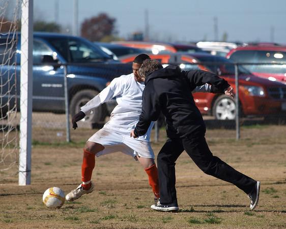 Ranger Soccer vs. 94 Fusion 12.13.2009