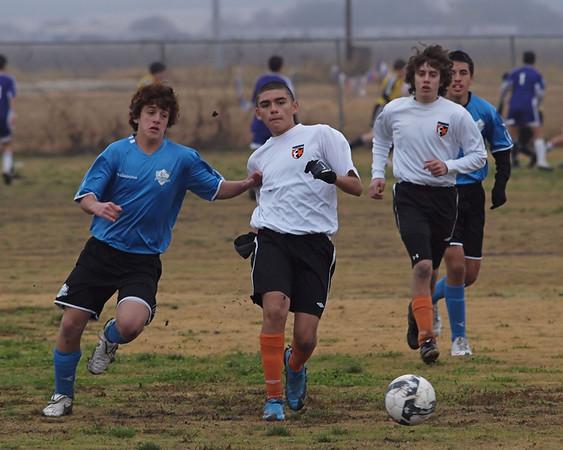 Ranger Soccer vs. 94 Fusion 12.12.2009