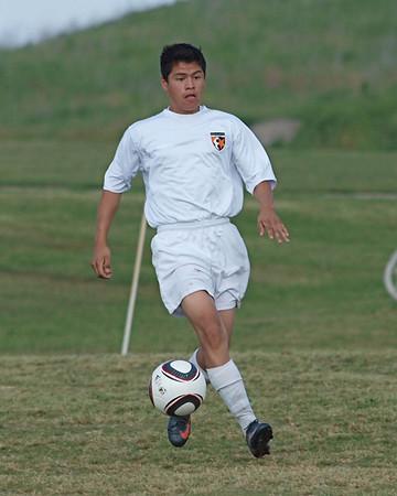 Ranger Soccer vs 95 DTSA 5.1.2010