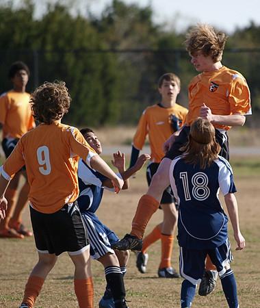 Ranger Soccer vs 95 Forza 12.5.2009