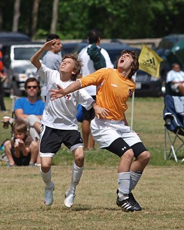 Ranger Soccer vs. 95 Lake Travis 5.2.2010