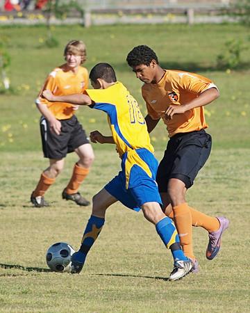 Ranger Soccer vs. Georgetown Force 4.24.2010