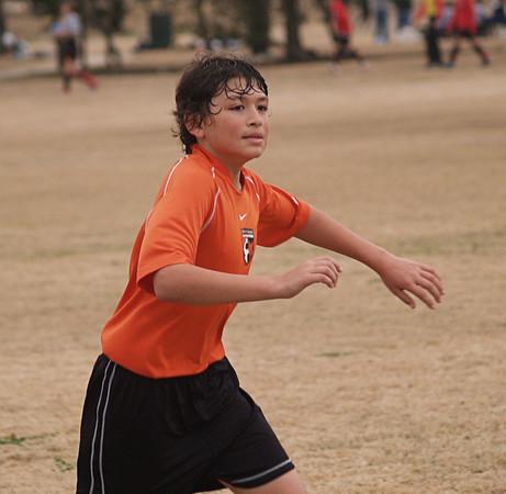Ranger Soccer vs Classics Elite 2.3.2008