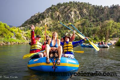 River Rafting 2014