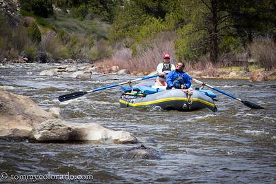 River Rafting 2015