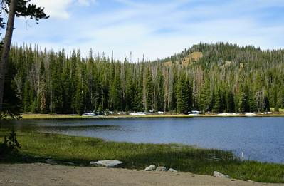 Bayhorse lake.
