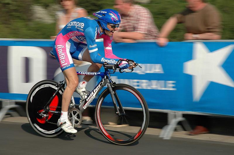 Prologue du Giro à Liège