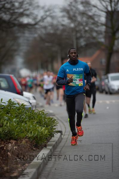 Stevensloop on March 19, 2017 in Nijmegen, Netherlands