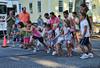 Beginning of kids race at BOS
