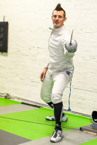 Rob Rhea Jan 2013 Fencing