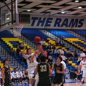 12/6/16 - Boys Basketball - Freshman & JV