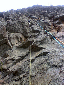 Pitch 5 of Flight of the Pheonix, Warrumbungles.