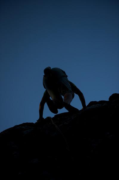 Jackson Hole Rock Climbing