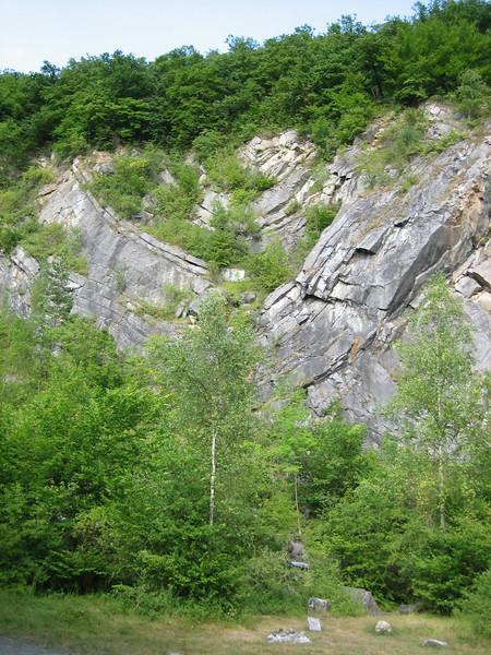 Rock-Climbing Rochers de Freyr, Ardennes
