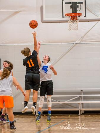 Rock vs Sparta Basketball Preseason 10.4.17