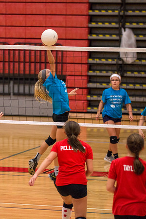 Rockford Community Volleyball Northview Tourney 11.4.17