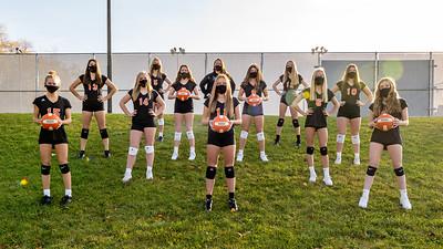 Freshmen Volleyball 2020-2286