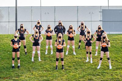 Freshmen Volleyball 2020-2321