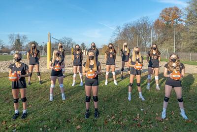 Freshmen Volleyball 2020-2233