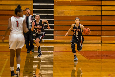 Rockford JV Basketball vs Muskegon 12 7 17-7