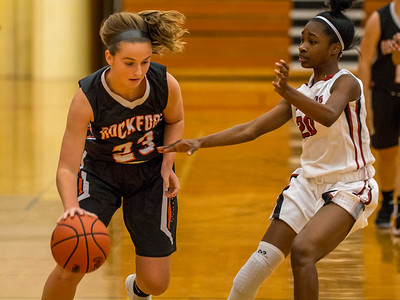 Rockford JV Basketball vs Muskegon 12 7 17-15