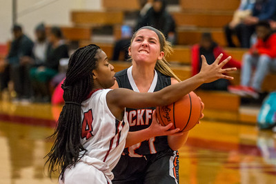 Rockford JV Basketball vs Muskegon 12 7 17-20