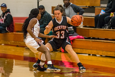 Rockford JV Basketball vs Muskegon 12 7 17-24