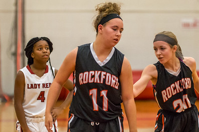 Rockford JV Basketball vs Muskegon 12 7 17-47