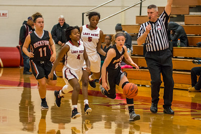 Rockford JV Basketball vs Muskegon 12 7 17-31