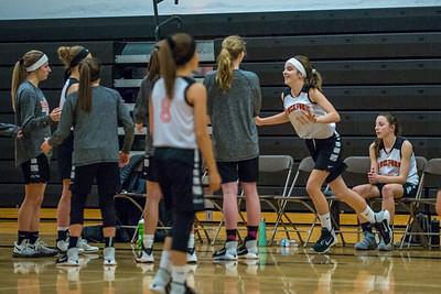 North vs East 8th Grade Basketball 3 12 18 (50 of 180)