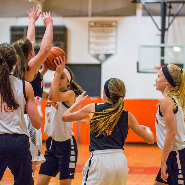 North vs East 8th Grade Basketball 3 12 18 (70 of 180)
