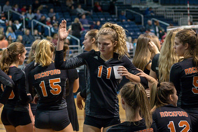 Rockford vs Lake Orion 2018 Volleyball State Championship-1857