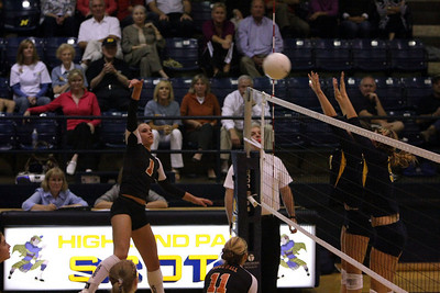 2009 10-6 Rockwall vs HP Volleyball