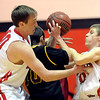 "For more photos of the basketball, go to  <a href=""http://www.dailycamera.com"">http://www.dailycamera.com</a>.<br /> Cliff Grassmick/ January 29, 2010"