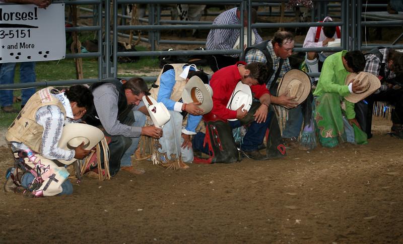 Prayerful Pilgrims..........