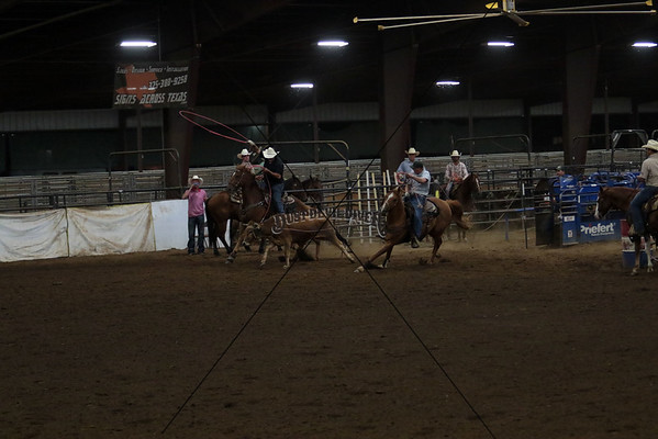 County Roping One Header