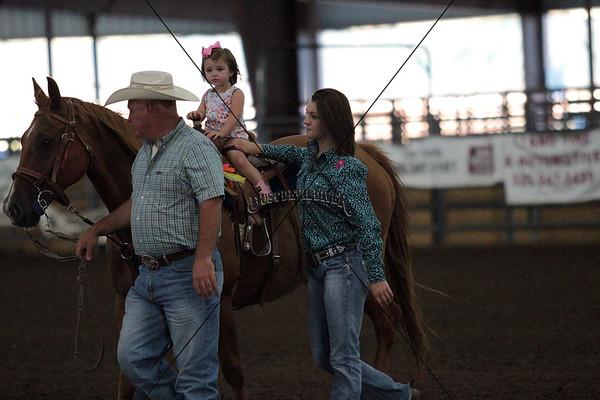 4H Junior Rodeo 2013 Barrels