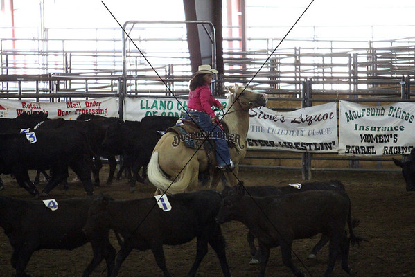 All Girl Rodeo Penning