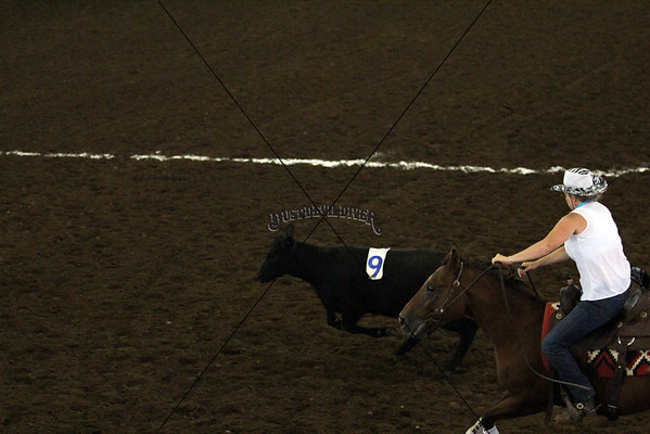 All Girl Rodeo Ranch Sorting